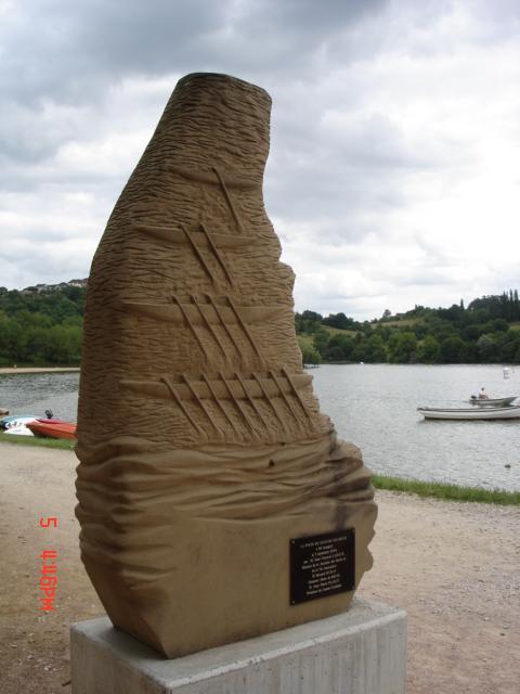 cde  des communes du Causse correzien  ( lac du Causse) H 2 mètres