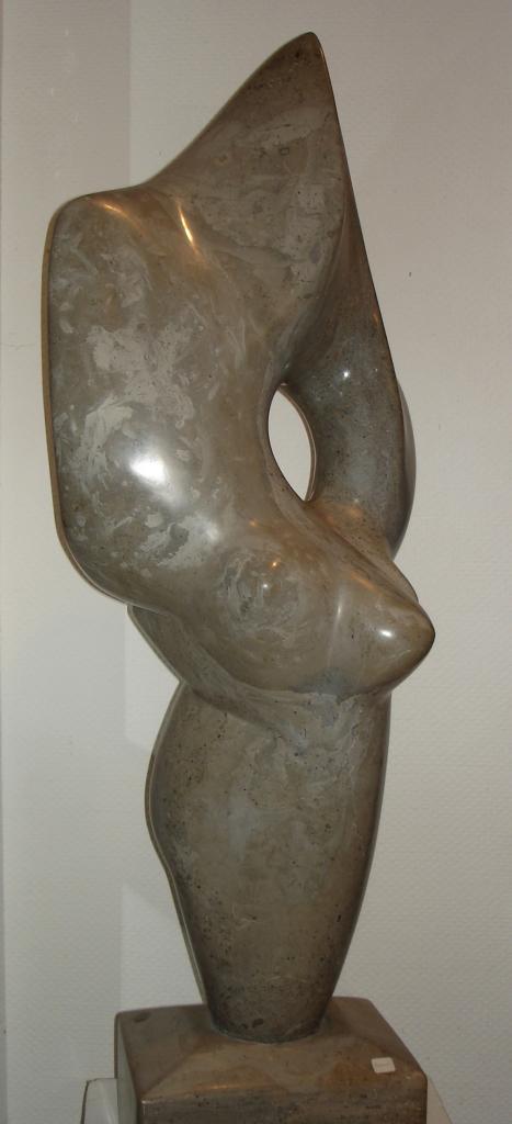 marbre , H 1m,20